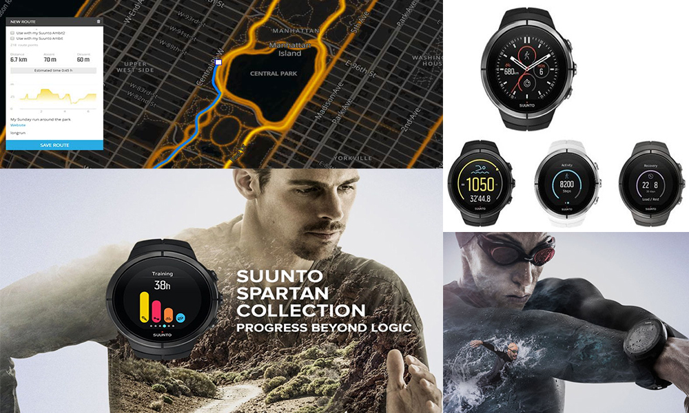 suunto activity watch