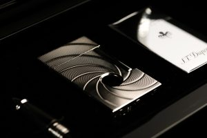 JAMES BOND COLLECTION 007 haute couture dupont75
