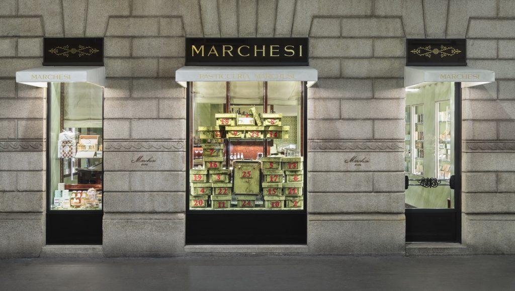 Marchesi 1824_via Monte Napoleone_Milan