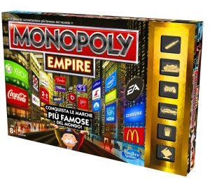 Monopoly Empire_edizione limitata con i brand pi— famosi al mondo_2013