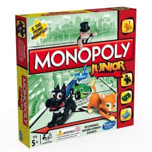 Monopoly Junior_edizione dedicata ai bambini_2014