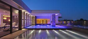 RoofTop54_piscina_acqua_salata_night