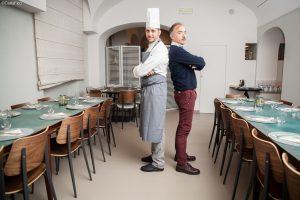 Massimo Moroni e Clemente Tassello