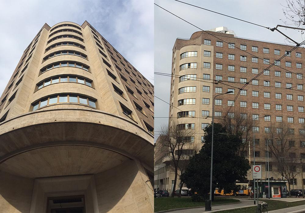 nyx hotel facciata