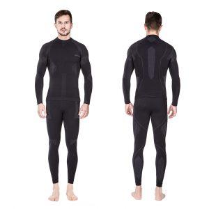 5901282033043 Spaio Intense Men Long sleeve shirt W01 black-grey 001