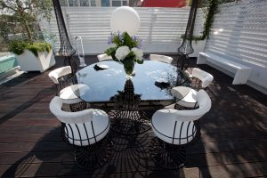 Hotel - Roof Deck