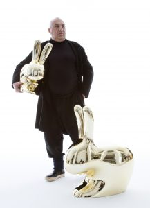 Rabbit Chair Baby & Rabbit Chair by Stefano Giovannoni Tony Meneguzzo