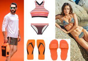 6 sun tun beach look sundek michael by michael kors Khongboon Swimwear hikkaduwa miu miu slippers
