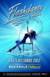 Locandina Flashdance