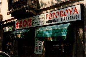 Insegna Poporoya