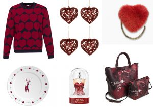 Red Heart : Victorvictoria - Ilaria.i - Primark - Jean Paul Gaultier parfum - Les Petits Joueurs - Ynot