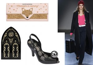 Sephora make up - Vivienne Westwood and Melissa - Zadig & Voltaire
