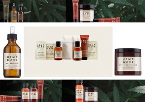 henp care products