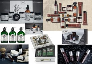 Bullfrog shave and recovery face kit Linea Hemp Care da UomoParco 1923 body beauty collection  Proraso gift box Set barba e viso WomoLierac Homme anti-rides box Prodotti  di bellezza Ineo