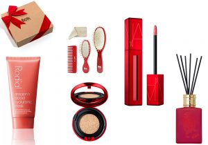 hair kit by Tek / Rodial dragon blood hyaluronic mask / Nars lunar collection / diffusore di profumi Etro