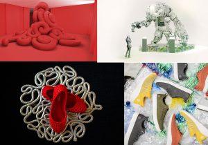 Melissa + Campana Crochet edizione limitata di prodotti in vendita presso via Palermo / Robotl by Gio Forma il supereroe ecologico di Timberland in Piazza XXV Aprile