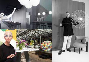 Due meraviglie da non perdere: l'eclettico Tom Dixon e il suo 'The Manzoni' place e Rossana Orlandi Gallery nel mitico spazio di via Matteo Bandello