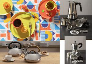 Collezione Tè e Tisane 'Bauhaus' di Coin Casa / Brandani Nordic tea pots /  Tognana offre ricambi per caffetteria