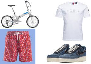 My19 Halfway bike / costume Fiorio / Rossignol 'Soul' T-shit / sneakers AirForce 1 di Nike