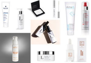 Rilastil Lipo Gel / Latte Solare Viso-Corpo di Microcosmo / Alchimia e Spagiria Palette Powder Traslucente Face Cleanser di Limelfe by Alcone / Base e Make up Finish Hand e Body Cream di LimeLife by Alcone / Sensation Eyes Primer di Douglas / Maschera corpo detossinante Alma K / Vaporisateur Antioxidant Hydratant Spray Elizabeth Arden / Custom Drops di Primark beauty