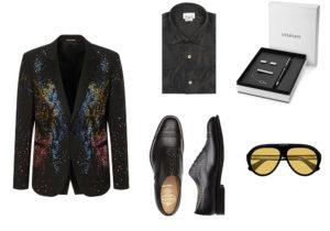 giacca Emporio Armani / camicia Giannetto Portofino / scarpe Church's 'Diplomat' / elegance set Ottaviani / occhiali Gucci by Kering