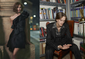 elegance by Alberta Ferretti limited edition and Missoni Uomo