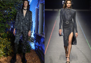 rock fashion for Moschino and Philipp Plein