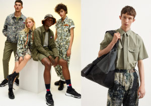 nomadic and adventurous in Tommy Jeans and Stella McCartney