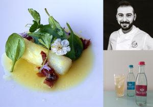 Acqua Valverde starring chef Antonio Dainese
