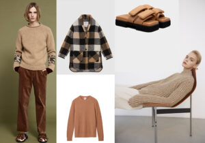 Total look Alanui menswear - shirt-jacket di Woolrich - maglione Cos Uomo - ciabattine Sinobi - total look Pomandere
