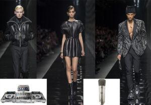 Looks Versace - Pioneer Platinum edition DJ set - microfono Behringer B2 Pro