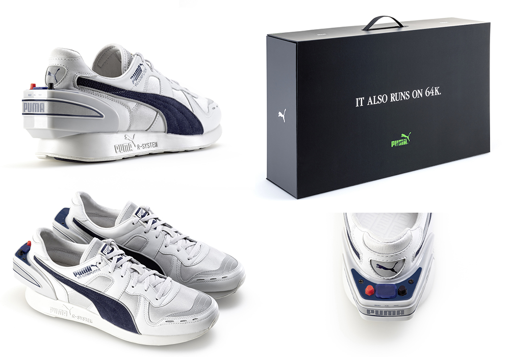 PUMA Smart Running Tech sneakers Wemagazine
