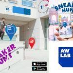 awlab sneakers hunt