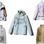 Moose Knuckles Lead Rider Jacket reinterpretate da Taqwa, Yuri Sata x Solomostry, Seas, WWWESH, Erasmo Ciufo