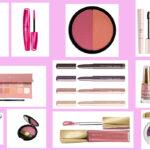 Rimmel 'wonder' volume mascara / blush di Emani / mascara e ombretti stilo di Dolomia / KVD Vegan Beauty lipstick / fard Illamasqua / smalti di Collistar e di Sally Hansen / crayon by Mavala / fard compatto di Layla Cosmetics / lipstick e ombretto di Collistar / alcuni prodotti sono anche su QVC