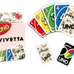 Vivetta edition Uno card